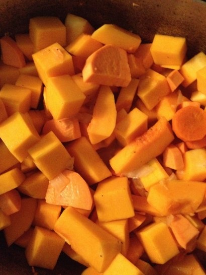 Delicious Fall Butternut Soup