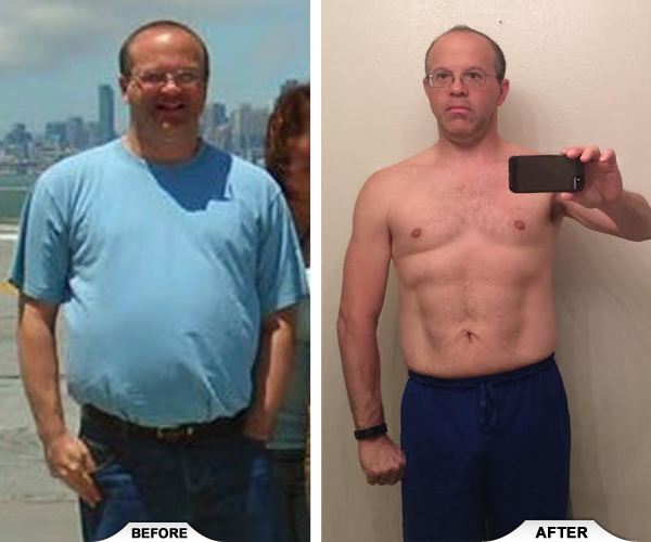 Michael Freed Beachbody Transformation