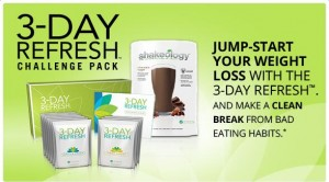 Click the pic to order your 3 Day Refresh Challenge Pack