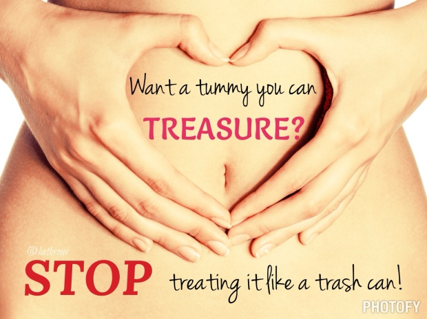 tummy you can treasure