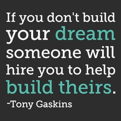 build your own dream