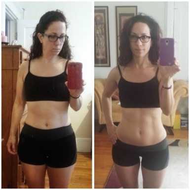 Sarita's PiYo Transformation. Click the pic for more success stories