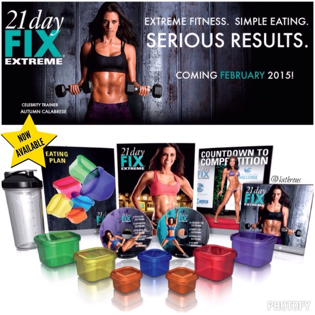 Click the pic to order your 21 Day Fix Extreme Challenge Pack