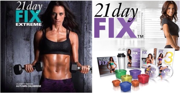 21 Day Fix and Extreme
