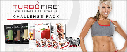 Click the pic to order your TurboFire Challenge Pack
