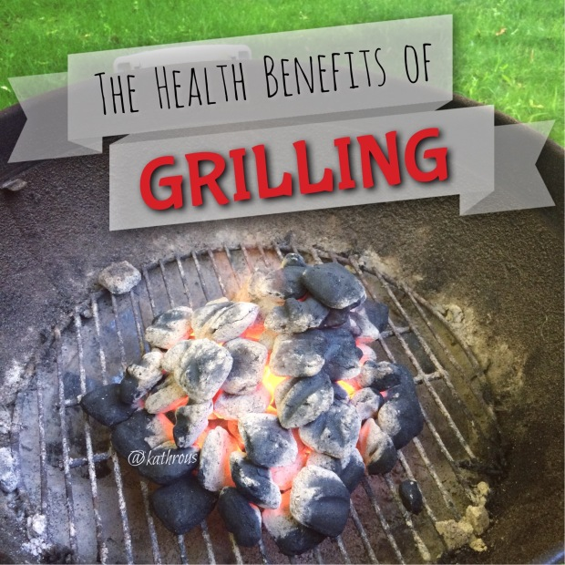 Health Benefits of Grilling