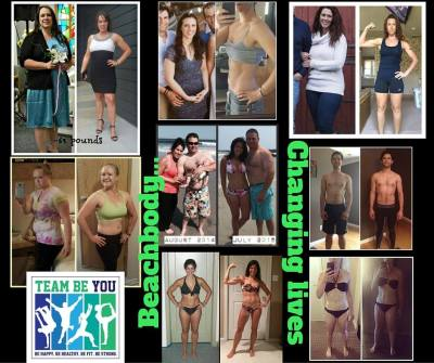 Team Be You Transformations