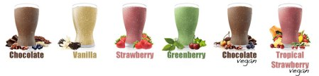 all-shakeology-flavors